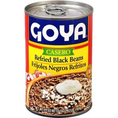 Goya® Refried Black Beans-Casero