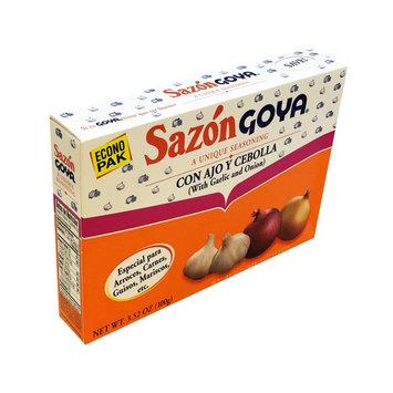 Goya® Sazòn with Garlic and Onion