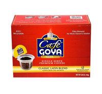 Goya® Single Serve Coffee