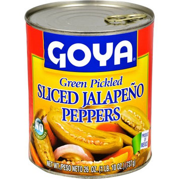 Goya® Sliced Jalapeño Peppers