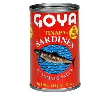 Goya® Tinapa Sardines in Hot Tomato Sauce