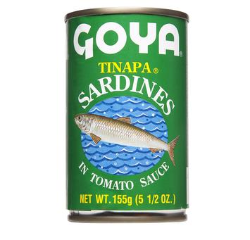 Goya® Tinapa Sardines in Tomato Sauce