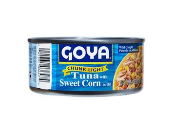 Goya® Tuna with Sweet Corn