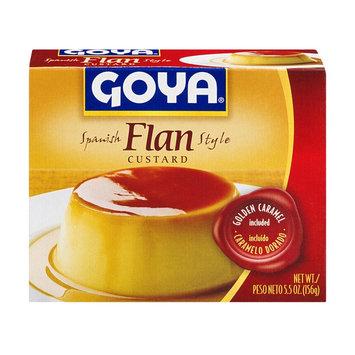 Goya®  Flan with Caramel