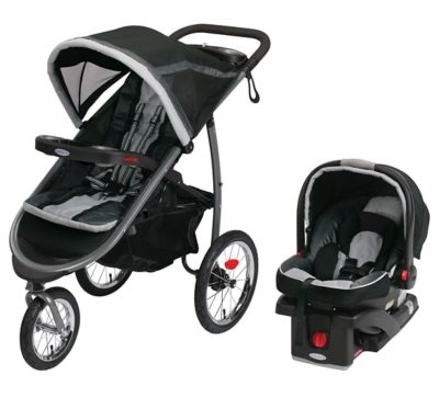 Graco FastAction™ Fold Jogger Click Connect™ Travel System