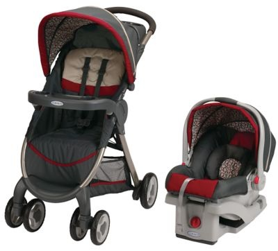 Graco® FastAction™ Fold Travel System