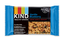 KIND® Granola Bar Vanilla Blueberry