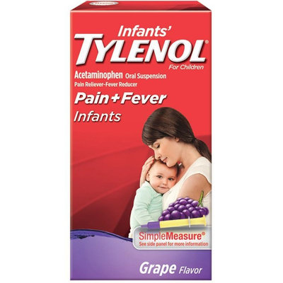 Tylenol® Infants' Simple Measure Grape Oral Suspension