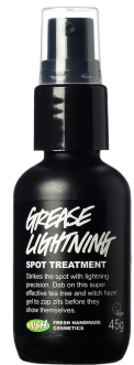 LUSH Grease Lightning Tea Tree Cleanser