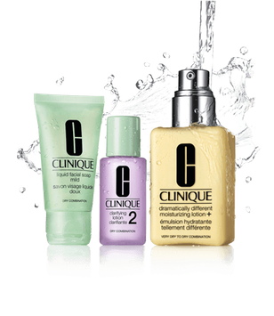 Clinique Great Skin, Great Deal for Dry Combination Skin