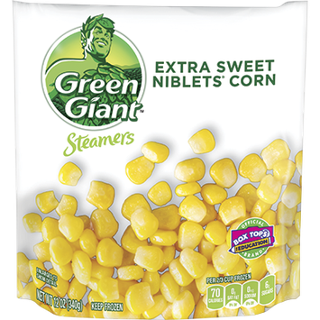 Green Giant® Steamers Extra Sweet Niblets Corn