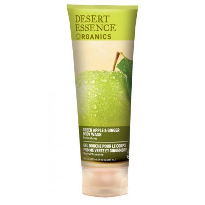 Desert Essence Green Apple & Ginger Body Wash
