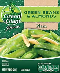 Green Giant® Steamers Green Beans & Almonds