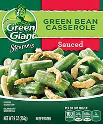 Green Giant® Steamers Green Bean Casserole