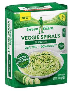 Green Giant Veggie Spirals™ Zucchini