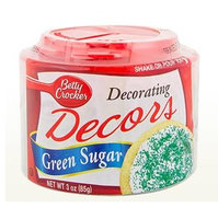 Betty Crocker™ Green Sugar Decor Shakers