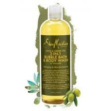 SheaMoisture Olive & Green Tea 2-in-1 Bubble Bath & Body Wash