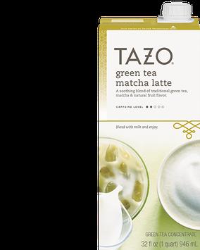 Tazo Green Tea Matcha Latte