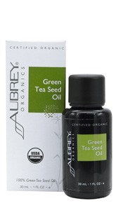Aubrey Organics Green Tea Seed Oil