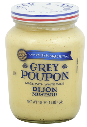 Grey Poupon Dijon Mustard