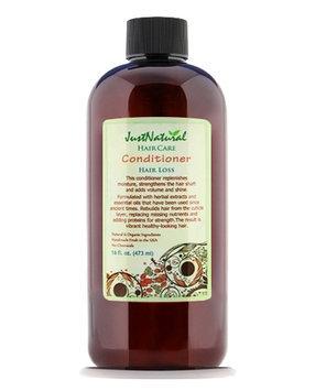 Just Natural Products Natural Hair Loss Conditioner