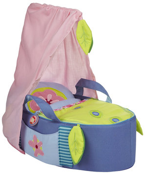 Haba USA 930 Dolls Carry Cot
