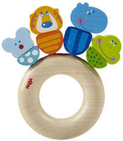 Haba Jungle Caboodle Clutching toy - 1 ct.
