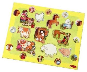 Haba Animals Puzzle (10 pc) - 1 ct.