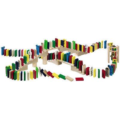 Haba USA 1172 Domino Race 240 Pieces