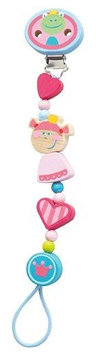 HABA Heart Princess Pacifier chain - 1 ct.