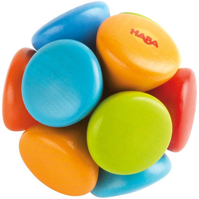 HABA Discovering ball Paletti Clutching toy - 1 ct.