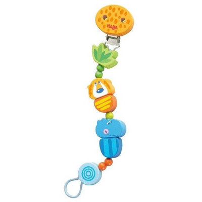 HABA Jungle Caboodle Pacifier chain - 1 ct.