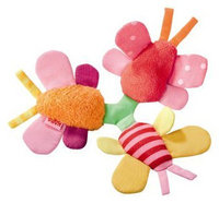 HABA Butterfly Dream Clutching toy - 1 ct.