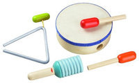 HABA Percussion Set Musical instruments - 1 ct.