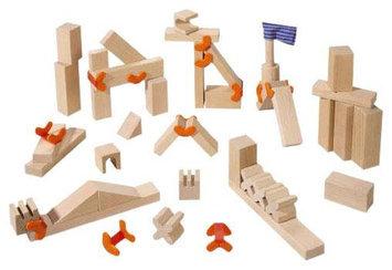 Haba 3496 Technics blocks - Basic Pack Statics