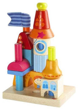 Haba Plug and Stack Master Builder, Medium
