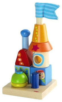 Haba Plug and Stack Master Builder, Small