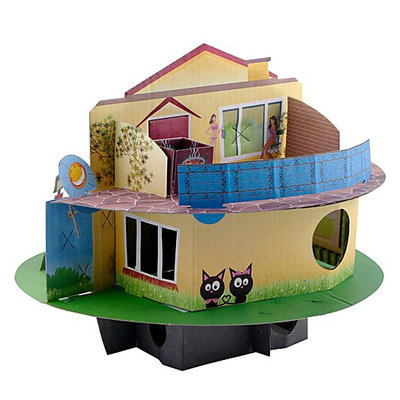 Habitrail Ovo Doll House