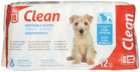 Hagen Dogit Disposable Diapers - Small - 12 pack