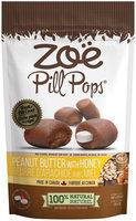 Zoe Pill Pops - Peanut Butter & Honey