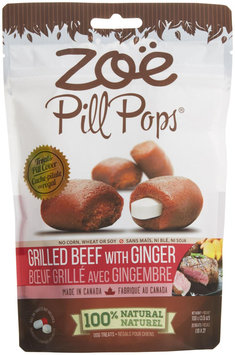 Zoe Pill Pops - Grilled Beef & Ginger