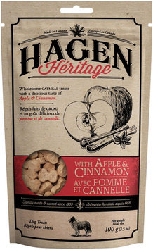 Heritage by Hagen - Apple & Cinnamon