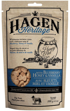 Heritage by Hagen - Blueberry, Honey & Vanilla