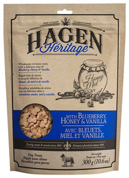 Hagen Heritage Blueberry Honey & Vanilla Treats 10.6oz