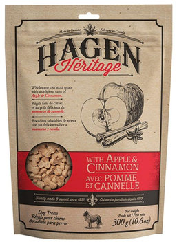 Hagen Heritage Apple & Cinnamon Treats 10.6oz