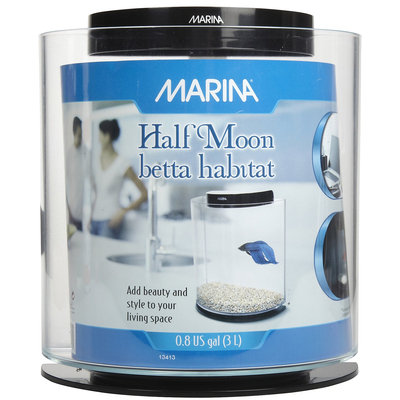 Hagen Marina Halfmoon Betta Aquarium