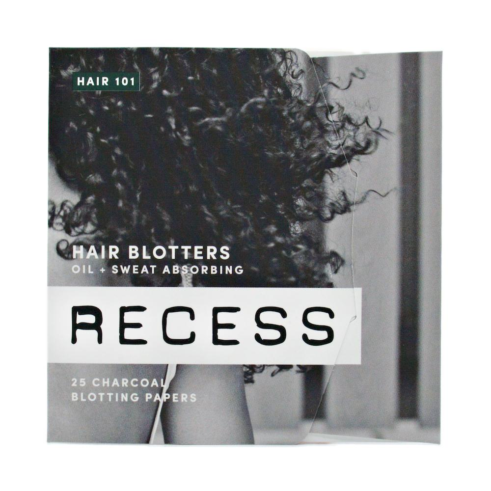 RECESS HAIR 101: Hair Blotters