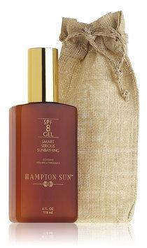 Hampton Sun SPF 8 Tanning Gel 4oz
