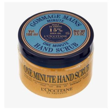 L'Occitane Shea Butter One Minute Hand Scrub