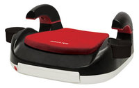 Secure RPM Deluxe Booster Car Seat - Black/Red - 1 ct.